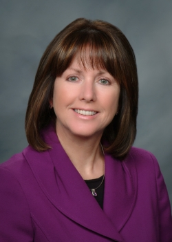 JoAnn Crary, CEcD, President of Saginaw Future, Inc. and 2015 Chair of the Board of Directors of the International Economic Development Council
