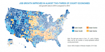 Counties as Partners in Investment Decisions- NACo's 2014 County Economic Tracker