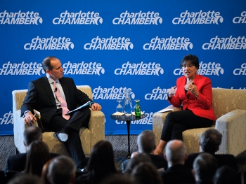 Secretary Pritzker Travels to Charlotte to Discuss Future of U.S. Economy