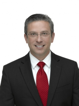 Alejandro J. García-Padilla, Governor of the Commonwealth of Puerto Rico