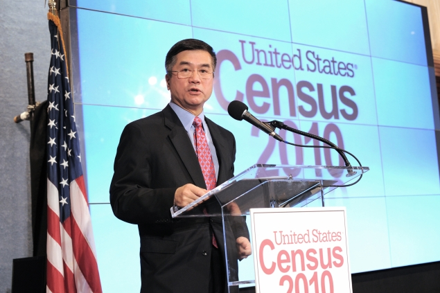 Secretary Locke Introduces the Results of the 2010 Census