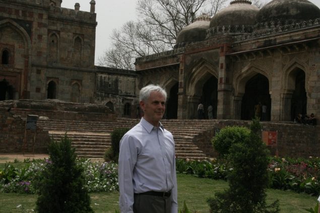 Secretary Bryson at the Red Fort