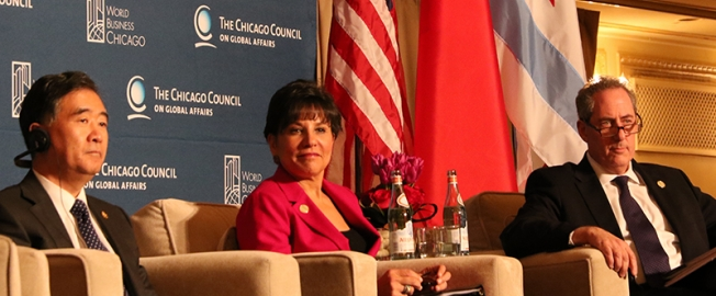 JCCT Day One Emphasizes A Shared Vision of Global Economic Partnership