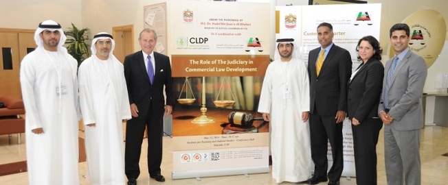 Deputy General Counsel Antonipillai travels to the Gulf to promote technical assistance