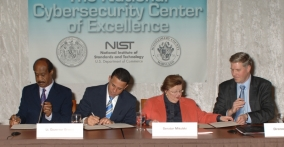 NIST Establishes National Cybersecurity Center of Excellence