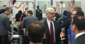 Secretary Bryson Travels to Pittsburgh to Tour Energy Company and Meet with Business Leaders
