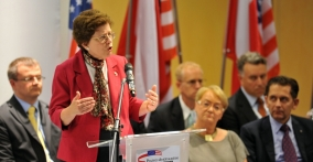 Acting Secretary Blank Participates in U.S.-Poland Business Summit in Warsaw, Poland