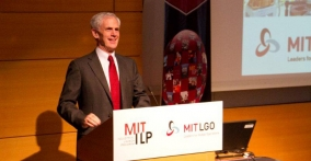 Secretary Bryson Discusses the Future of U.S. Manufacturing at MIT