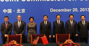 U.S. Delegation Participates in the 24th session of the U.S.-China Joint Commission on Commerce and Trade (JCCT)