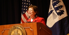 Deputy Secretary Rebecca Blank at Cybersecurity announcement