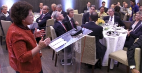 Deputy Secretary Rebecca Blank traveled to Brasilia and Rio de Janeiro for the U.S.-Brazil CEO