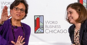 Secretary Penny Pritzker Returns to Chicago for First Official Visit