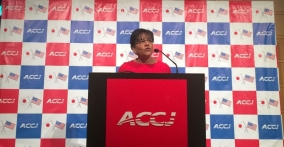 Secretary Pritzker Delivers Keynote Address at American Chamber of Commerce in Japan