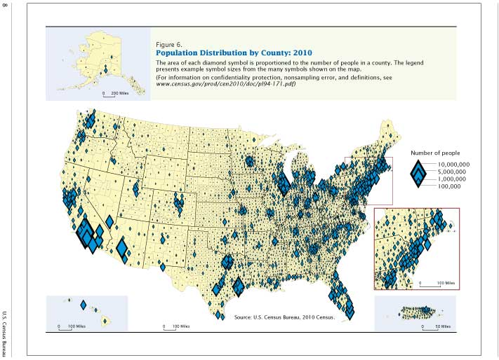 US Census Bureau Releases New Race And Population Data Based On - Map of indiana county us census