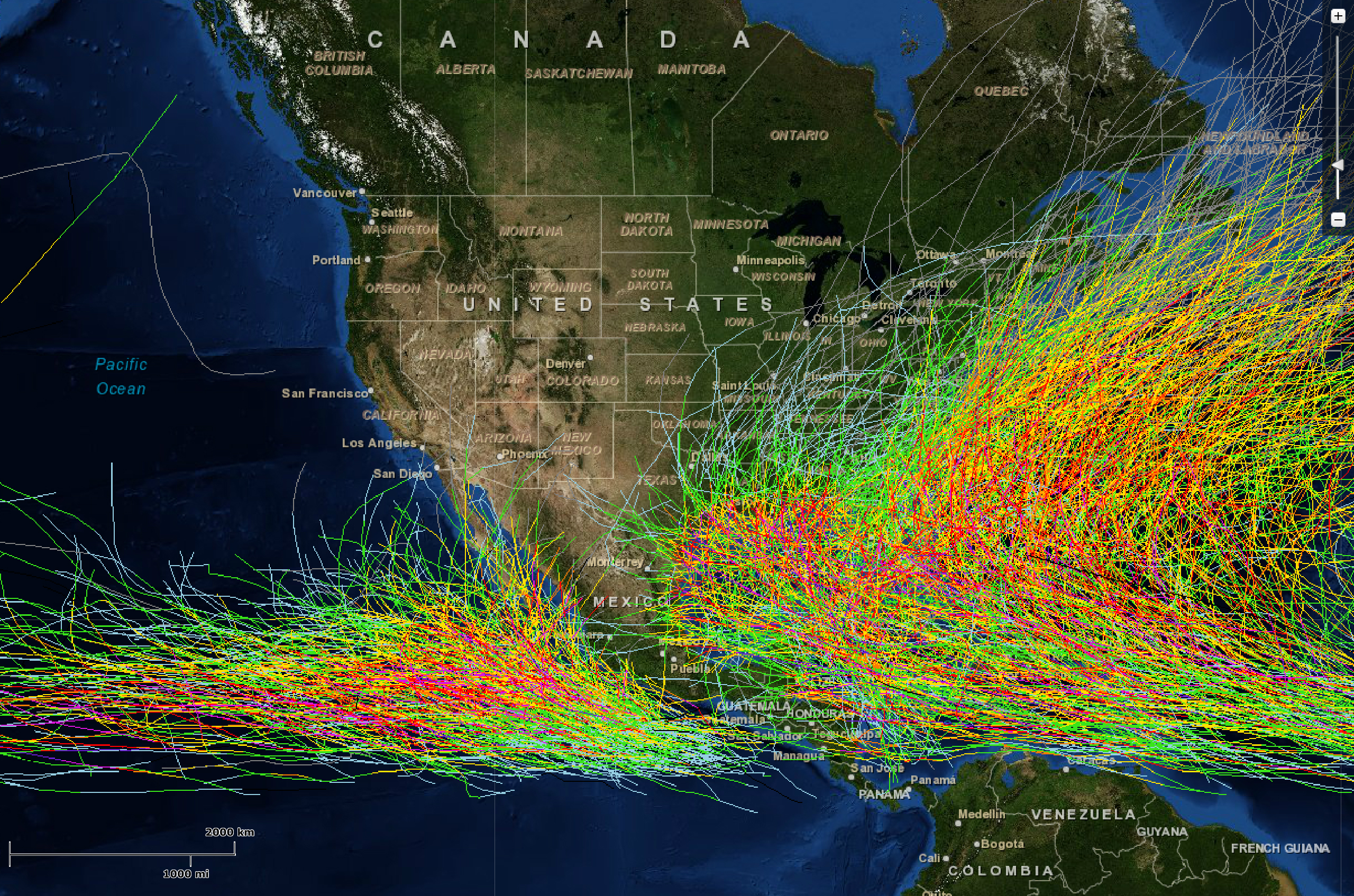 Jason-3 Satellite - Mission  |Current Hurricanes 2014