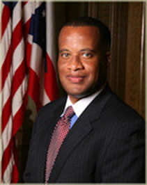 Photo of Jay Williams, Assistant Secretary for Economic Development