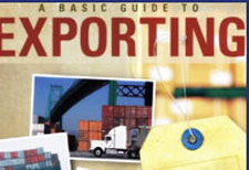 Graphic image of A Basic Guide to Exporting.