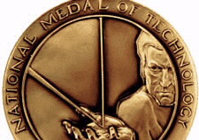Image of the National Medal of Technology and Innovation.