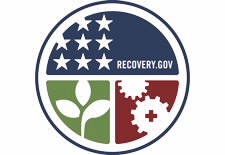 ARRA logo. Click to go to Commerce.gov/Recovery.