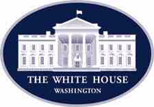 Official White House logo.