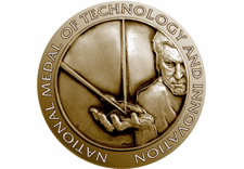 Image of National Medal of Technology and Innovation.