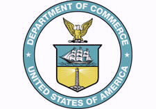 Department of Commerce seal.