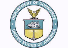 U.S. Department of Commerce seal
