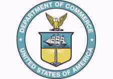 U.S. Department of Commerce seal.