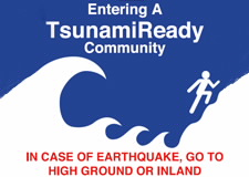 Logo of TsunamiReady Community. Click to go to TsunamiReady Web site.