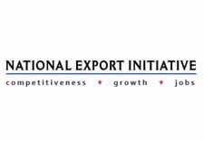 National Export Initiative logo. Click for more NEI information.