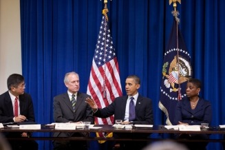 Secretary Locke Joins President Obama and CEOs to Discuss Progress on the National Export Initiative and Export Control