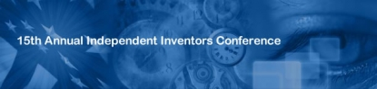 Logo for USPTO Independent Inventors Conference
