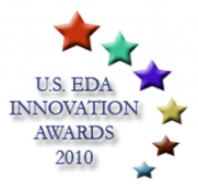 U.S. EDA Innovation Awards 2010 logo