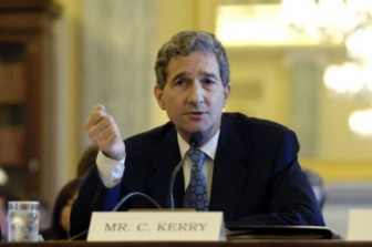 General Counsel Cameron F. Kerry Testifies
